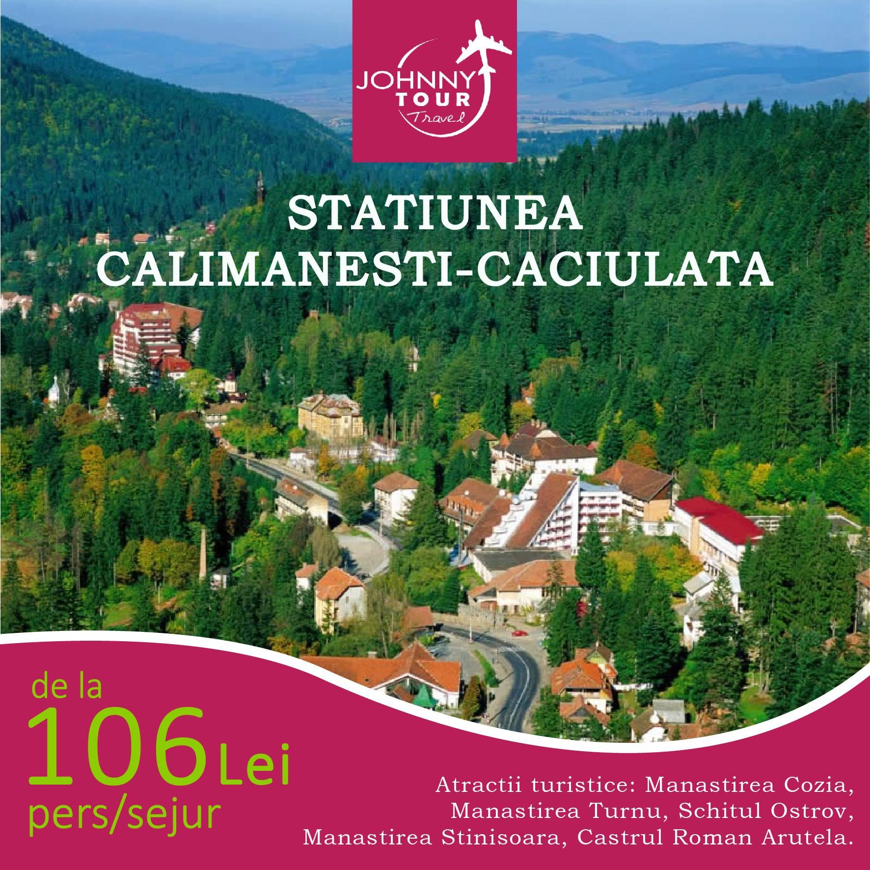 Oferta Caciulata-Calimesti